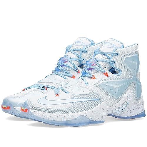 Nike Lebron XIII Xmas - Zapatillas de Baloncesto, Hombre: Amazon.es: Zapatos y complementos