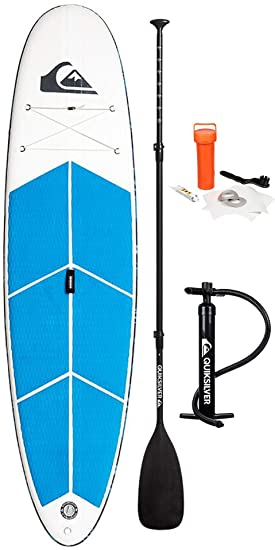 QUIKSILVER Euroglass ISUP Stand Up Paddle Boarding Thor 10 ...