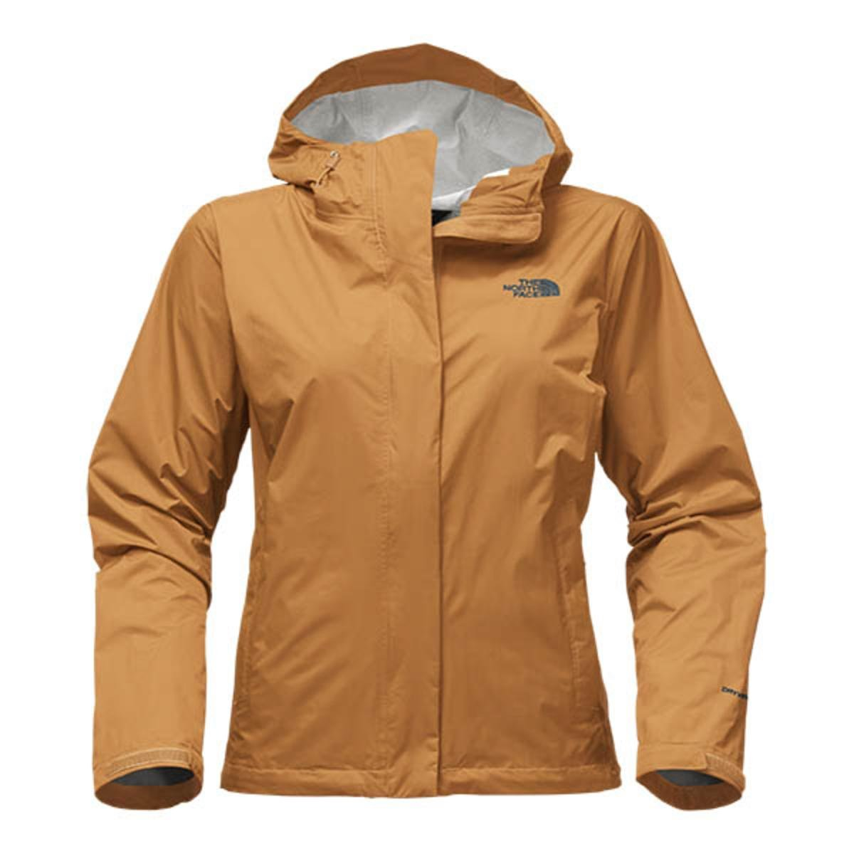 The North Face Women's Venture 2 Jacket Biscuit Tan (X-Large)
