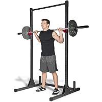 Rack à squat Power Formation levage fitness Home réglable en hauteur Support multifunction