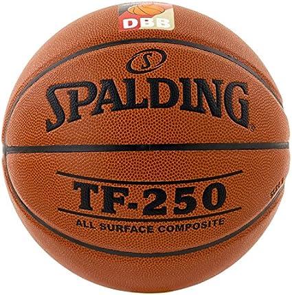 Spalding DBB TF250 IN/out SZ.5 (74-592Z) balón de Baloncesto INT ...