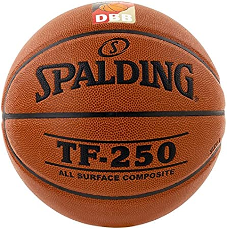 Spalding Basketball TF250 DBB In/out 74-593z - Pelota de ...