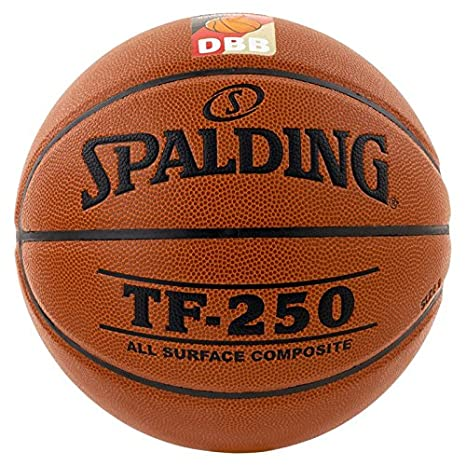 Spalding Basketball TF250 DBB In/out 74-593z - Pelota de ...