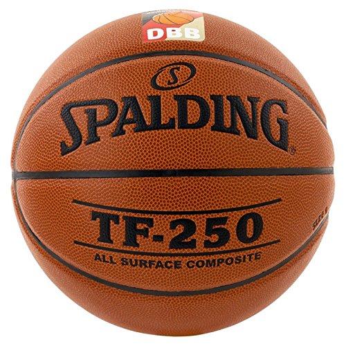 Spalding Basketball TF250 DBB In/out 74-593z - Pelota de Baloncesto