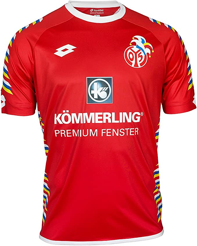 Lotto 1 FSV Mainz 05 Fastnachtstrikot 2020 Weiss