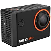Vipeco Thieye I60+ 4K 30Fps Wifi 40M Waterproof Video Record Sports Action Camera 59.00 * 41.00 * 25.00 mm