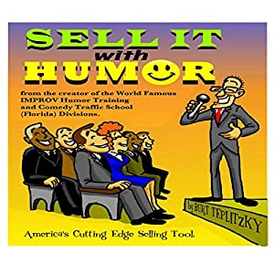 Sell It with Humor Audiobook