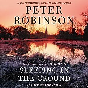 Sleeping in the Ground Audiobook