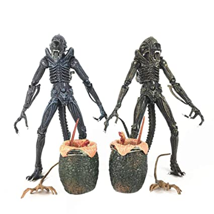 Amazon com: PLAYER-C Aliens 7 Scale Movie 1986 Ultimate Alien