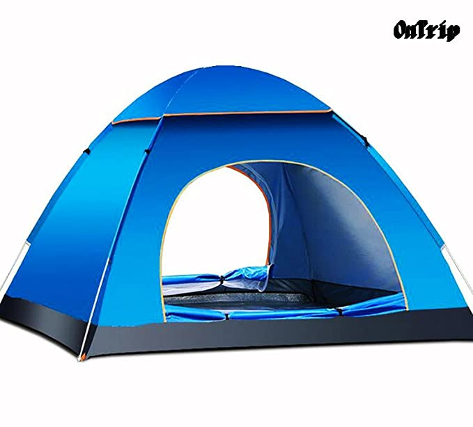 2-3 Person Waterproof Tent, Camping Tent Outdoor Travelite, Easy Setup Lightweight Backpacking Tents for Camping Hiking Traveling