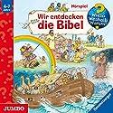 Wir entdecken die Bibel (Wieso? Weshalb? Warum?) Hörspiel von Wolfgang Metzge, Andrea Erne Gesprochen von: Robert Missler, Jule Hupfeld