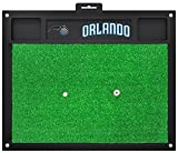 Fanmats NBA Orlando Magic Team Logo 20 X 17 Inch Golf Hitting Mat Heavy Duty