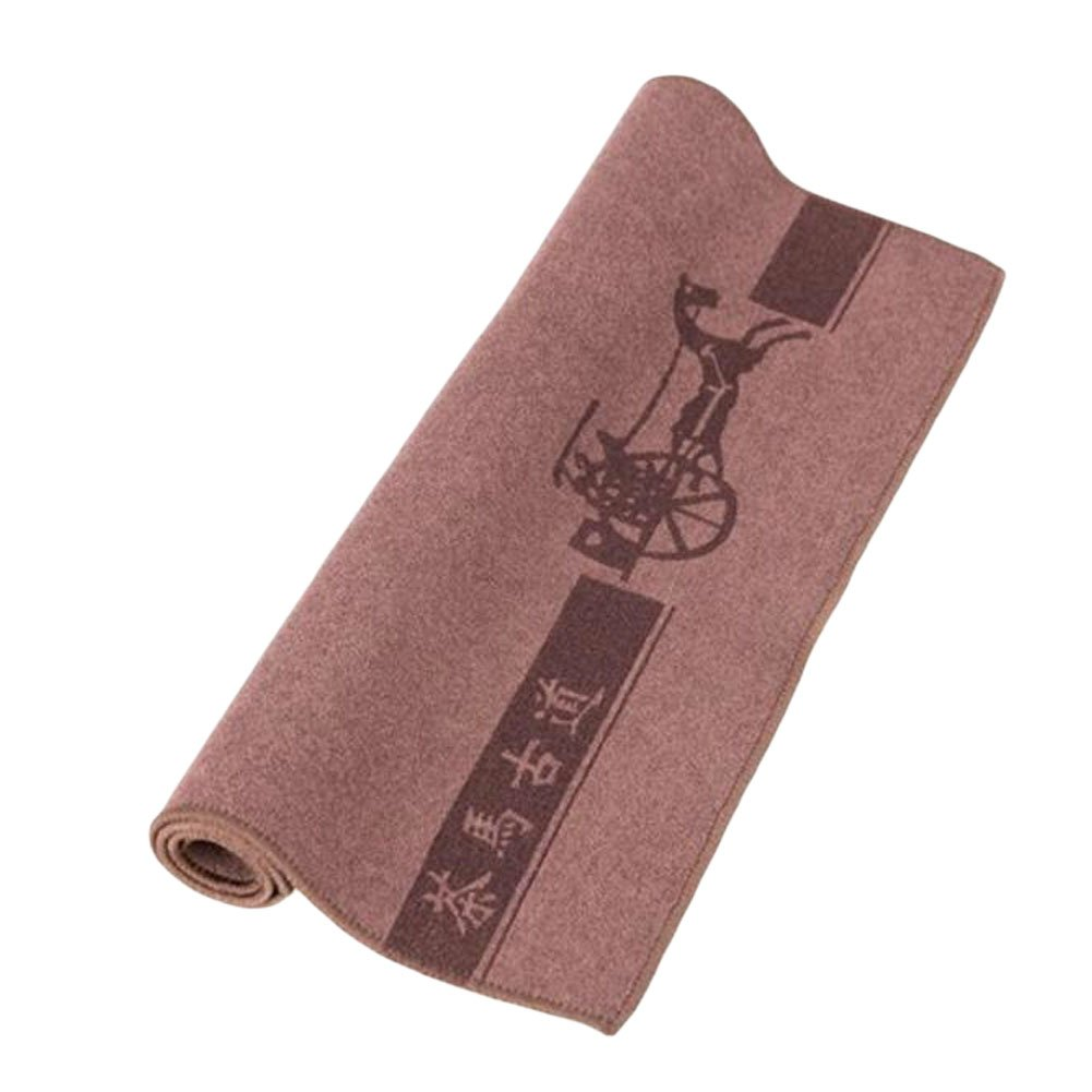 George Jimmy Strong Water Absorption Towels Tea Set Thicken Tea Towels Tea Accessory-Coffee