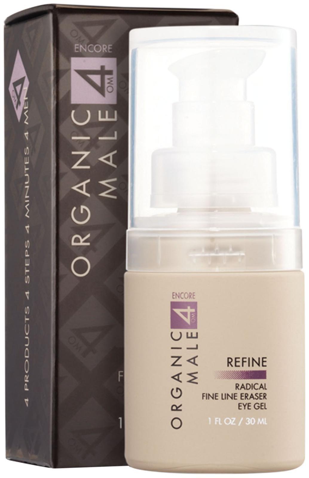 Organic Male OM4 Encore REFINE: Radical Fine Line Eraser - 1 oz