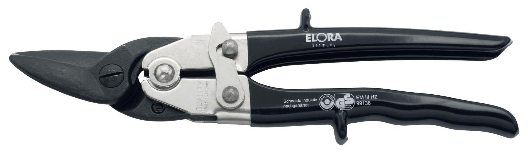 Elora 483000026000 Shape Cutting Lever Tin Snip right 483R