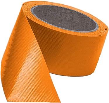 Witte Plusguide 7 M Trucker Tape Planen Reparatur Band In Orange Auch P F Markise Überdachung Zelt Auto