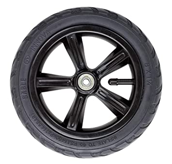Frenzy Wheels Ruedas de Patinete Patinaje Unisex Adulto