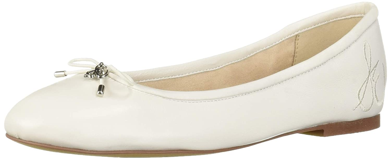 4d7f56539 Sam Edelman Women's Felicia Ballet Flat: Amazon.ca: Shoes & Handbags