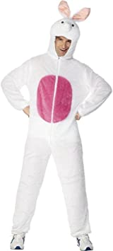 Disfraz de conejo traje liebre carnaval: Amazon.es: Juguetes y juegos