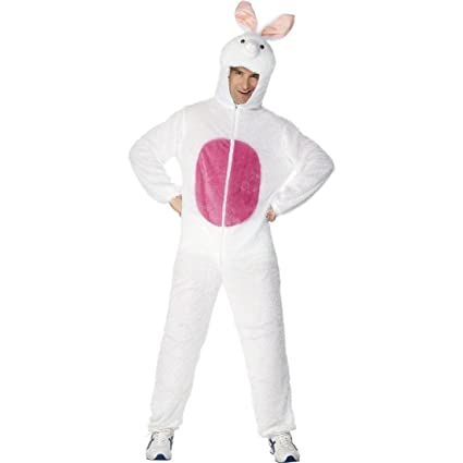 Disfraz de conejo traje liebre carnaval: Amazon.es: Juguetes ...