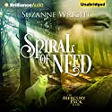 Spiral of Need: Mercury Pack, Book 1 Audiobook by Suzanne Wright Narrated by Jill Redfield