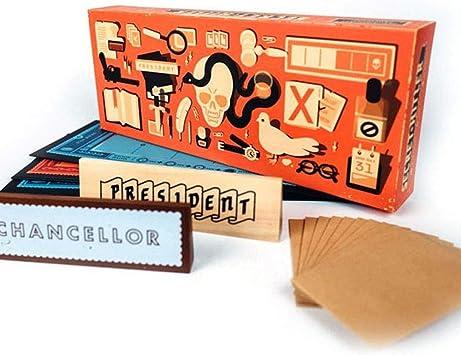 Comprar Molog Secret Hitler Juegos de Cartas Hitler Secreto (Versión Mejorada)