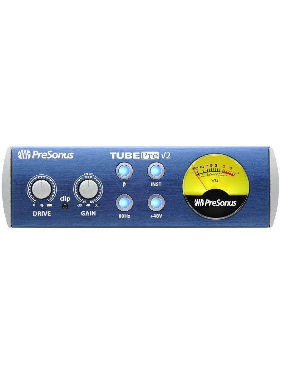 Presonus TubePre v2 Tube Preamplifier DI Box