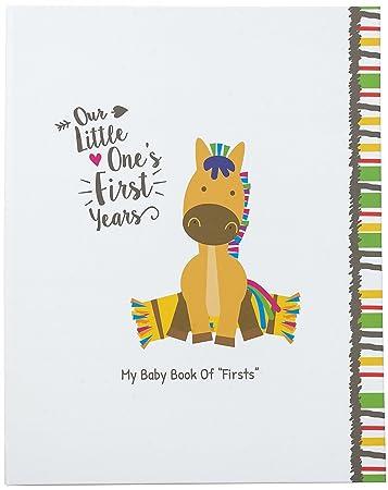 Amazon.com: Libro de recuerdos de bebé Ronica: Baby