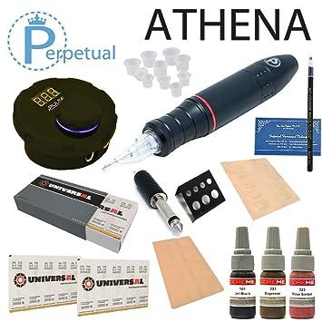 Athena Permanent Makeup Kit Tattoo Eyebrow Amazon Com