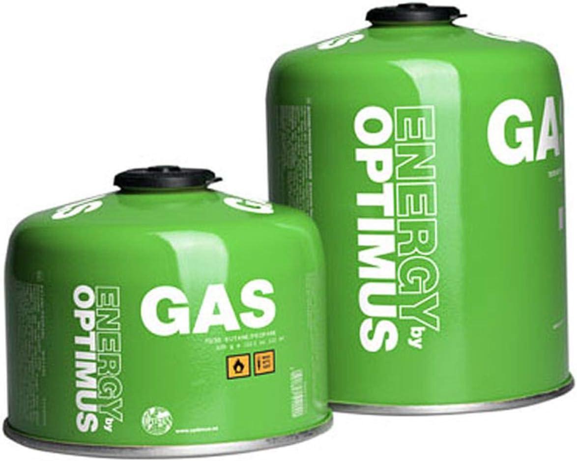 Optimus Gas 230 g, Butane/Isobutane/Propane Horno holandés, Adultos Unisex, Multicolor (Multicolor), Talla Única