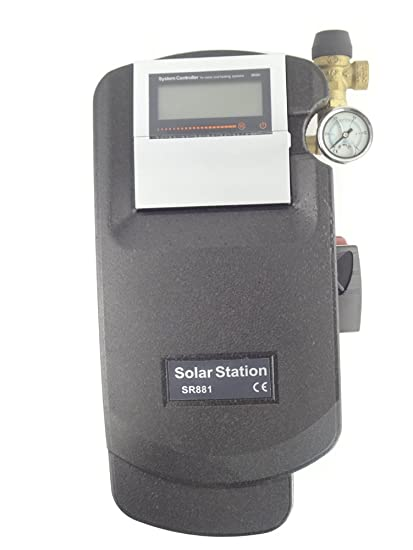 MISOL Work Station of Solar Hot Water Heater w/Pump, 220V, for solar