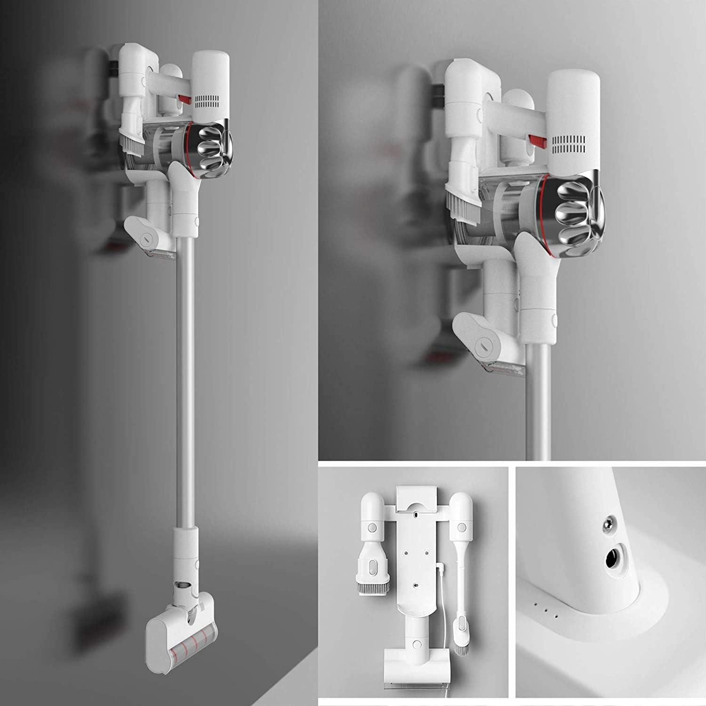 Aspirateur sans fil V9 Pro aspirateur /à main l/éger 120AW forte puissance daspiration 20000Pa balais /électriques portables