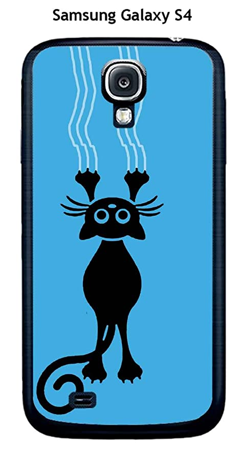 Onozo Carcasa Samsung Galaxy S4 diseño gato Vengador fondo ...
