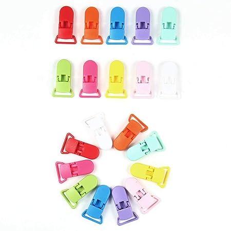 MOGOI El Chupete plástico acorta, Paquete Colorido del ...