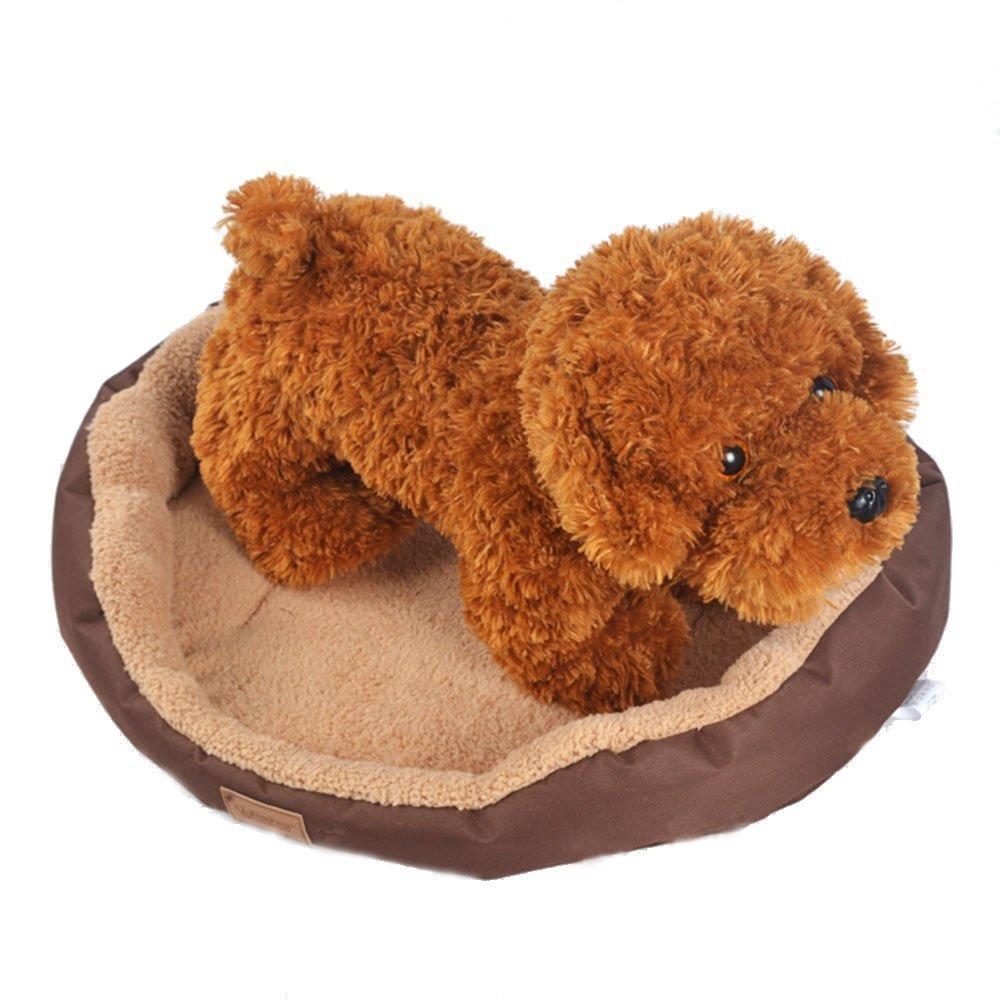 Carrozzella Impermeabile Tonda Impermeabile Ambientale Cassaforte per Animali Domestici Cuccia per Cani Confortevole Tappetino per Animali Domestici Tappetini per Animali Domestici a Doppio Uso posit