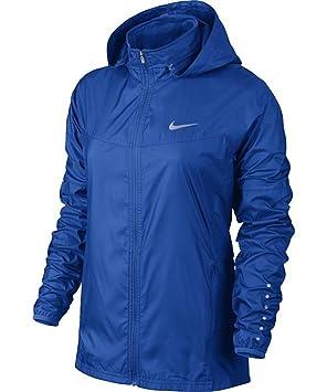 ca112a649 Nike W Vapor Jacket for Woman, Blue (Paramount: Amazon.co.uk: Sports ...