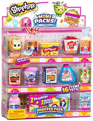 Jual Shopkins Season 10 Mini Pack - Shopper Pack - D cor  4dd564e533