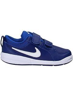 Nike Pico 4 (TDV) - Zapatos de Primeros Pasos Bebé-Niños, Color Azul (Deep Royal Blue/White-Game Royal), Talla 23.5