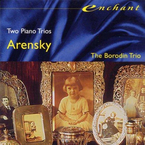 Piano Trios 1 & 2 ()
