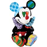Disney By Britto 4026292 Mini Figurine Mickey Résine 6 cm