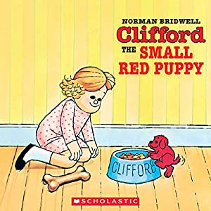Clifford the Small Red Puppy Audiobook