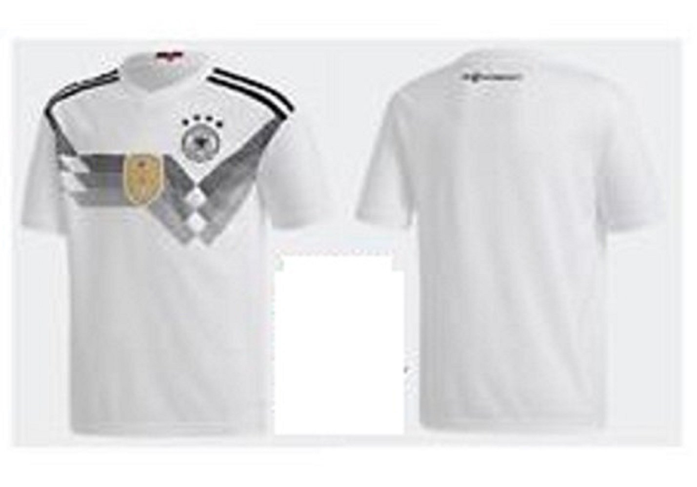Amazon.com   Germany Mannschaft World Cup 2018 Soccer Jersey Replica (S)    Sports   Outdoors 481eb15bd521