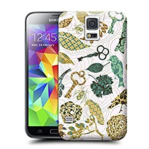 Unique Phone Case Paper cutting, cut the bird shape Hard Cover for samsung galaxy s5 cases-buythecase