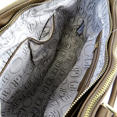 Bag french touch Georges Rechmole.
