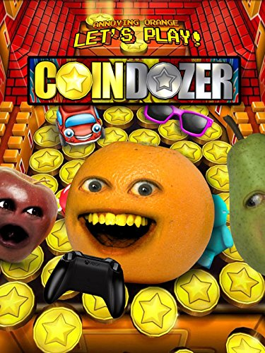 (Clip: Annoying Orange Let's Play - Coin)