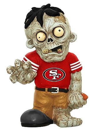 Amazon nfl san francisco 49ers pro team zombie figurine nfl san francisco 49ers pro team zombie figurine voltagebd Choice Image