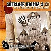 Der überflüssige Finger (Sherlock Holmes & Co 6) | Jacques Futrelle