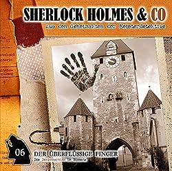 Der überflüssige Finger (Sherlock Holmes & Co 6)