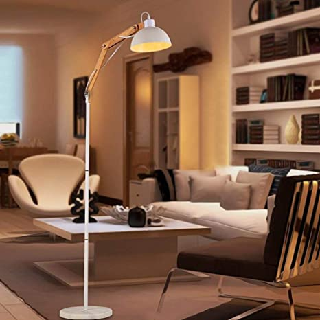 Amazon.com: CWJ Lamp-Floor Lamp Living Room Decoration ...