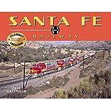 2016 Santa Fe Railway Deluxe Wall Calendar